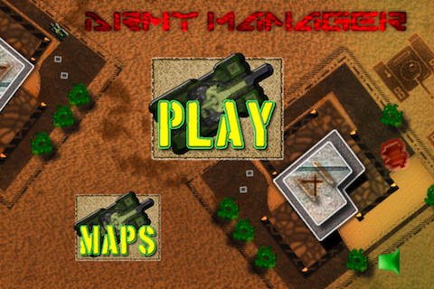 Screenshot Army Manager