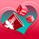 + Farkle Valentine 2015 Love Day Yatzee Style Casino Dice Game PRO
